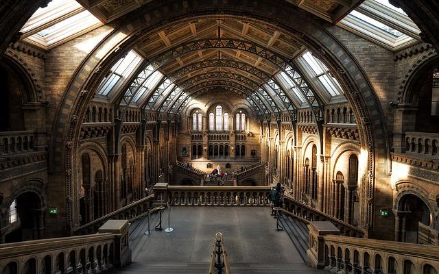 muzeum londýna