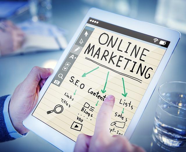 tablet s online marketingem